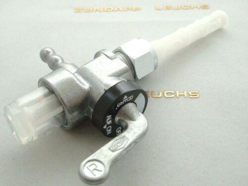 Zündapp Original Karcoma Benzinhahn mit Schauglas M12x1 Combinette 429