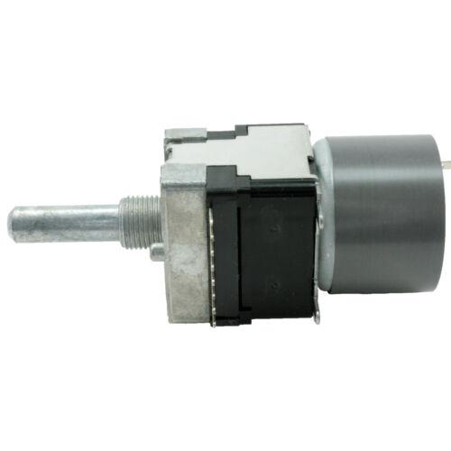 Volume Potentiometer RK16 6mm Details about  /Alps RK16812MG Stereo Motorpoti Poti 10K Log