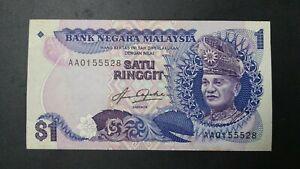 RM1-Aziz-Taha-5th-Series-AA01-First-Prefix-AUNC