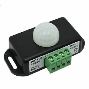 12V-24V-8A-PIR-SWITCH-MODULE-PASSIVE-INFRA-RED-INFRARED-MOTION-PROXIMITY-SENSOR