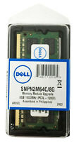 Dell 8 GB SO-DIMM 1600 MHz PC3-12800 DDR3L SDRAM Memory (SNPN2M64C8G) Random Access Memory (RAM)
