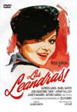 ROCIO DURCAL- LAS LEANDRAS - COLOR DVD - ISABEL GARCES