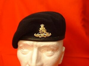 Army-Beret-Royal-Artillery-Beret-amp-Metal-Beret-Badge-RA-Beret-amp-Royal-Artillery