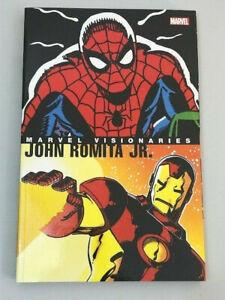 Marvel Visionaries John Romita Jr Graphic Novel TPB