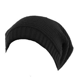 Cappello-donna-tricot-invernale-maglia-grossa-cappellino-ANGORA-nuovo-8-16-5