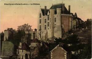 CPA AK PREUILLY-sur-CLAISE Le Chateau (611791)