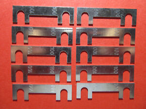 Fusible-de-la-Tira-Seguridad-Corriente-Alta-Cobertura-100-a-Serie-10-Pack