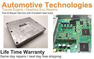 89661-42682-TOYOTA-RAV4-ECU-ECM-REPAIR-SERVICE-Automatic-Gear-Box-Faults