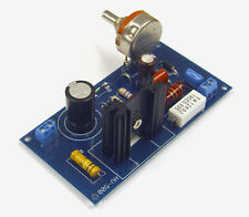 DC HIGH VOLTAGE REGULATOR 0-400V FOR TUBE AMPLIFIERS 0.5A LINEAR ADJUSTING