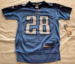 Tennessee Titans NFL Football Jersey Nike On Field Chris Johnson ...