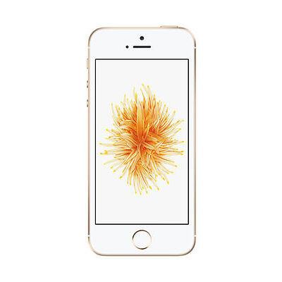 New IN OEM Box Apple iPhone SE - 16GB - Gold (GSM Global Unlocked) WORLDWIDE