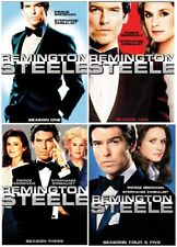 Remington Steele: The Complete Series - Seasons 1 2 3 4 5 [DVD Box Set, 17-Disc]
