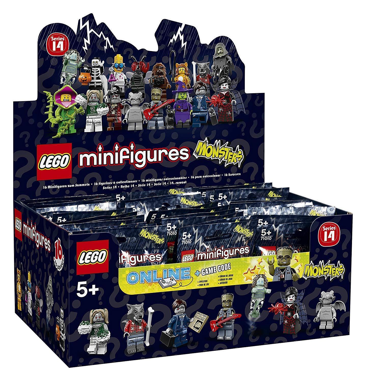 LEGO ® 71010 statuine DISPLAY SERIE 14 Halloween NUOVO OVP NEW SEALED