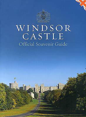1 of 1 - WINDSOR CASTLE Official Souvenir Guide **VERY GOOD COPY**