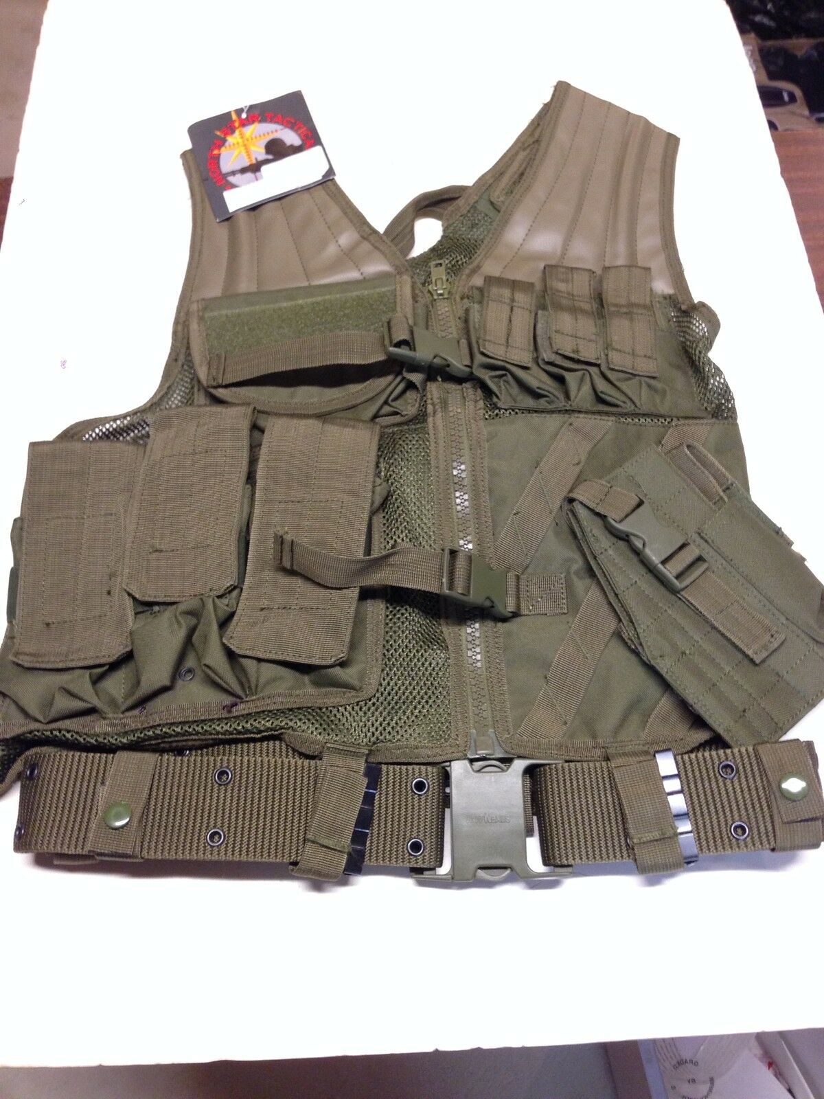 Northstar, Tactical Storm Vest (Olive Drab)