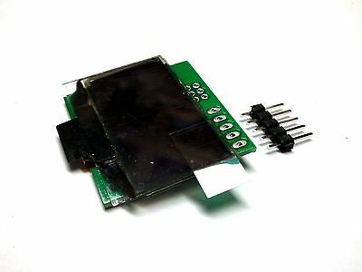 """1.3"""" LCD OLED Display 128x64 px Simple UART Serial\I2C\SPI White for Arduino"""