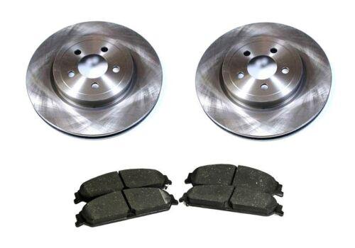 Nouveau Front beake Disque Et Plaquettes Pour Chrysler 300 C 04-10 DODGE MAGNUM 04-08