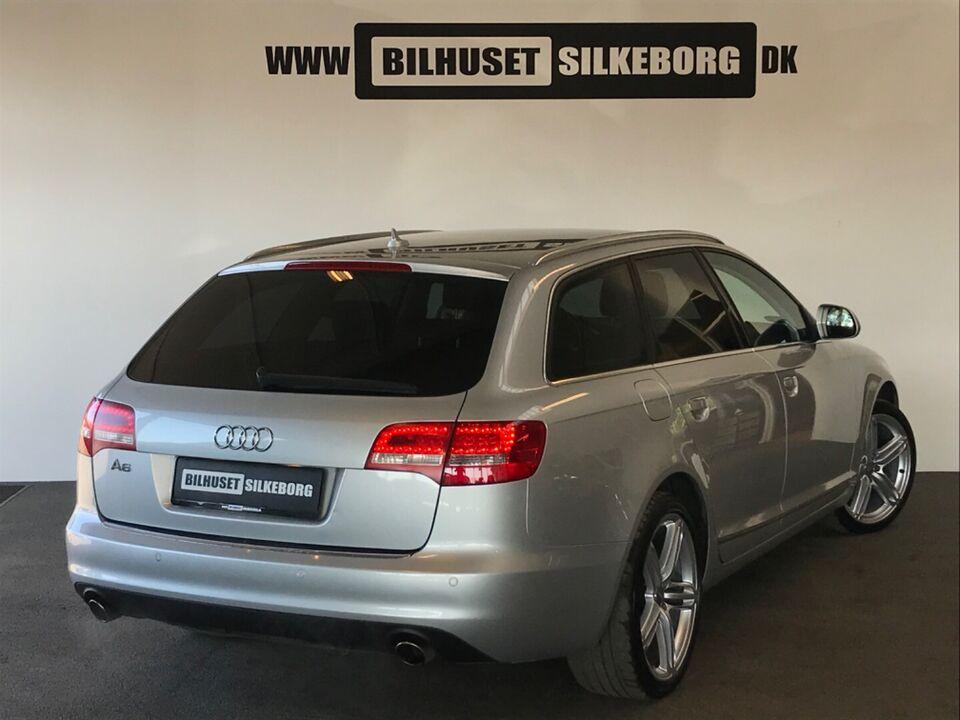 Audi A6 2,8 FSi 190 Avant Multitr. Benzin aut. Automatgear