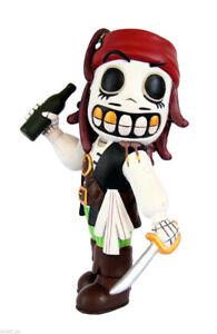 Calaveritas Mexikanischer Day Of The Dead Sammlerstück Selten 10.2cm Figur Film-fanartikel