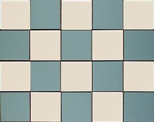 Reproduction Unglazed Floor Tiles
