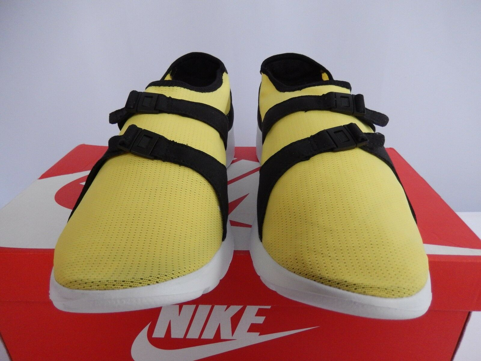 NIKE SOCK RACER SP NSW GENEALOGY OF OF OF FREE MAIZE YELLOW-BLACK SZ 13 6a76d2
