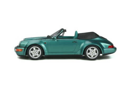 Porsche 911 Cabrio Convertible Turbo Look • NEU • GT Spirit GT294 • 1:18 964