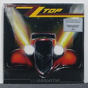 ZZ-TOP-039-Eliminator-039-Vinyl-LP-80s-US-Blues-Rock-NEW-SEALED