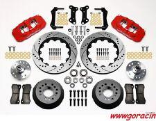 "1967-69 Camaro,1967-72 Chevelle,GTO Wilwood Aero6 Front Big Brake Kit,14""Rotors"