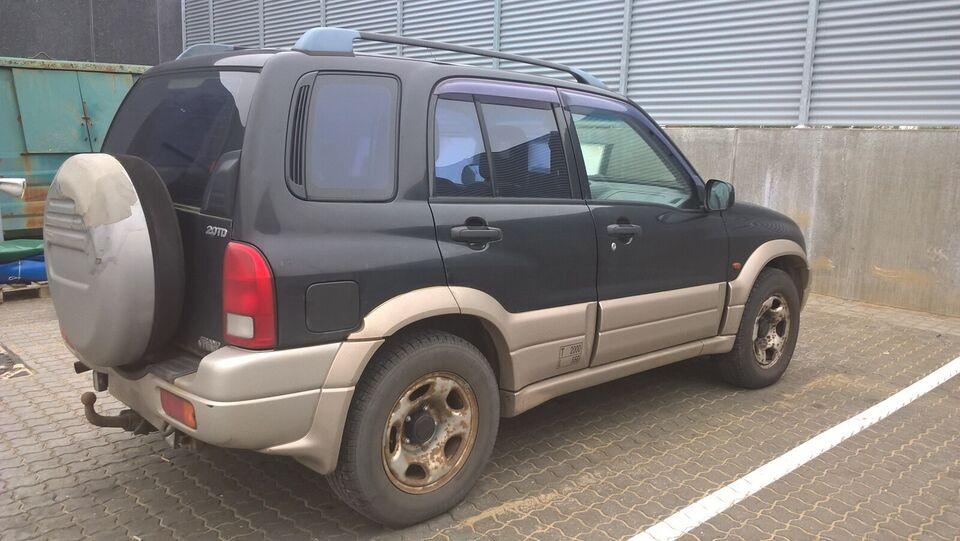 Suzuki, Grand Vitara, 2,0 TD Van