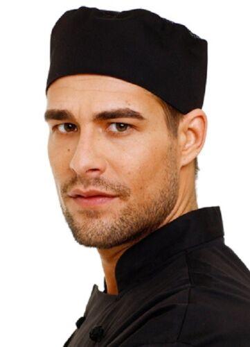 Chefs crâne Cap Chef Chapeau Professionnel Catering Chef Cap Diverses Couleurs /& Design