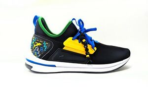 Ignite 11 Us 366396 01 Chaussures Puma Street Noir Hommes Runner Sz Limitless Carnaval v80OmNnw