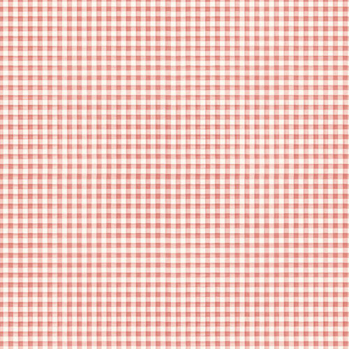 PP35547 Pretty Prints 4 Checked Red Galerie Wallpaper
