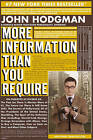 More Information Than You Require by John Hodgman (Paperback, 2009)
