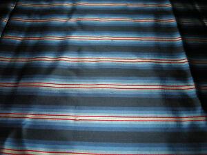 1 Coupon De Tissu Ancien En Satin Multicolore / 1,50 Metres X 0,60 Metre N°14