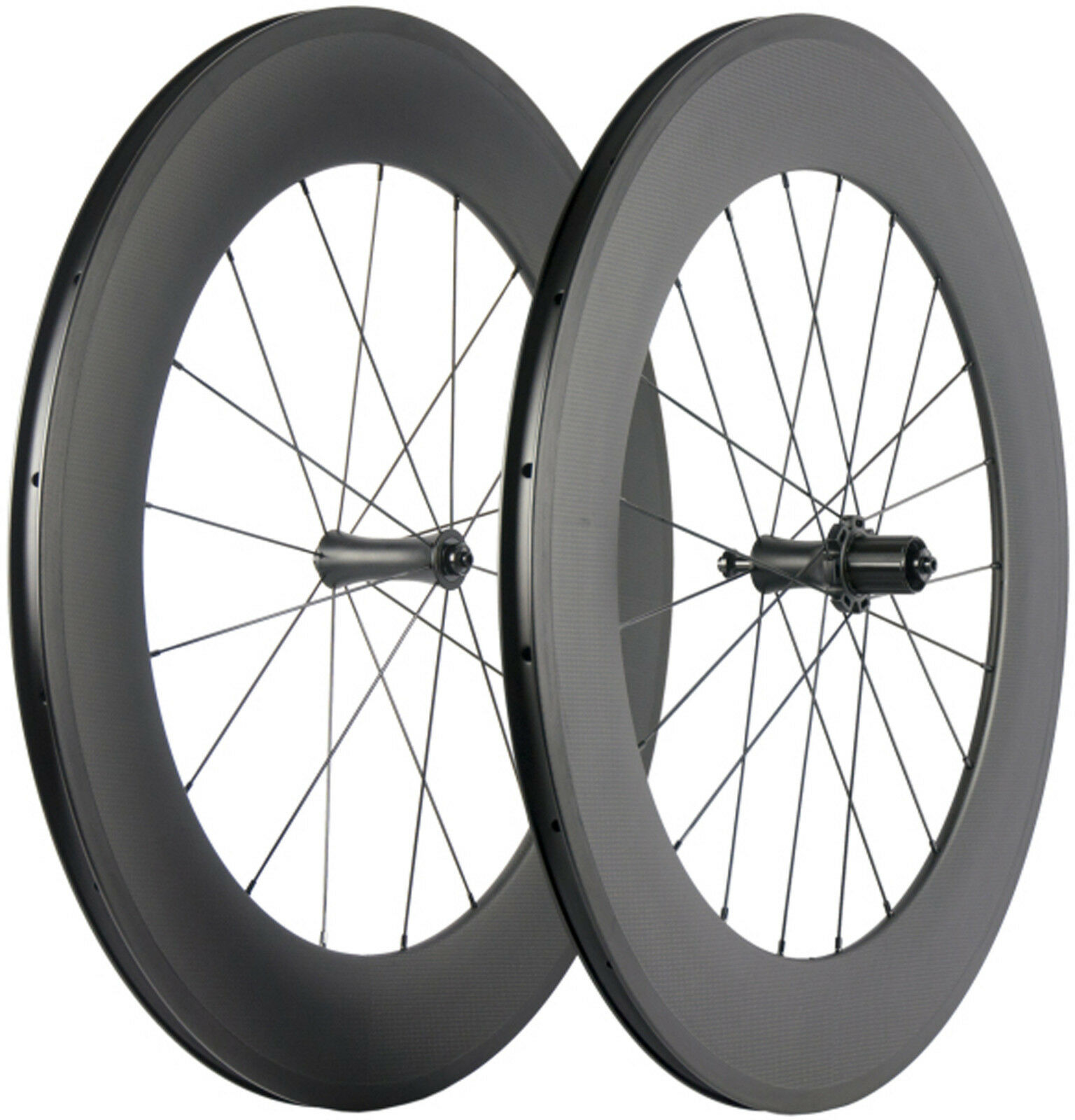 88mm Full Carbon Front+Rear  Wheelset 700C 23mm Width R7 Hub Shimano Campagnolo  new branded