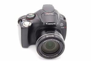 canon powershot sx40 hs 12 1 mp 2 7 screen 35x zoom digital camera