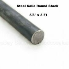1x 2inch Long 99.95/% Pure Tungsten Element Rod Electrodes Metal Cylinder