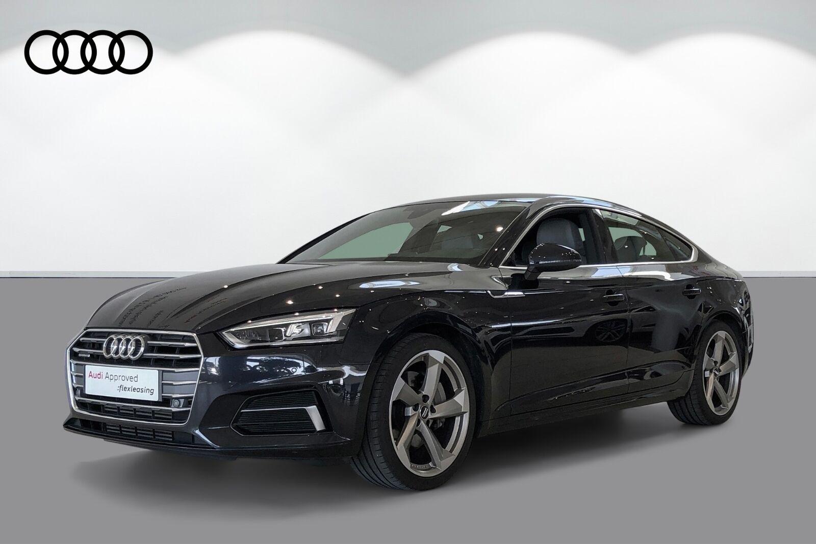 Audi A5 2,0 TFSi 252 Sport SB quat. S-tr. 5d - 2.998 kr.