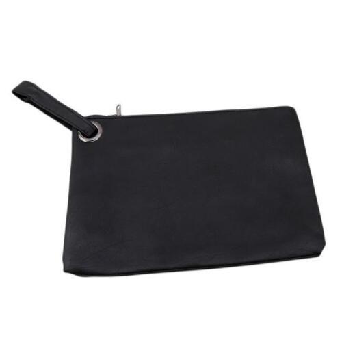 Evening Large Tote Envelope Bag PU Leather Women Clutches Handbag NEW FI