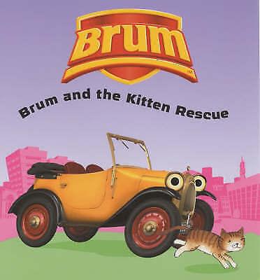 Brum and the Kitten Rescue, Dapre, Alan, Good Book