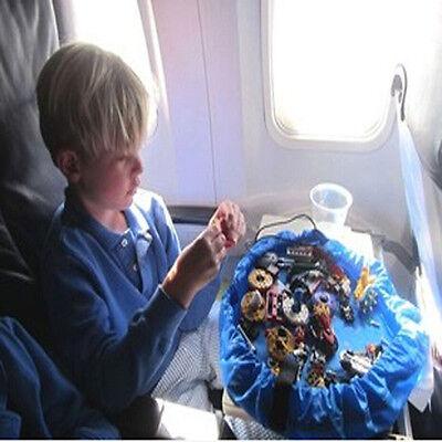 New Storage Bag Toys Organizer Rug Box For Lego Dolls Portable Kids Play Mat