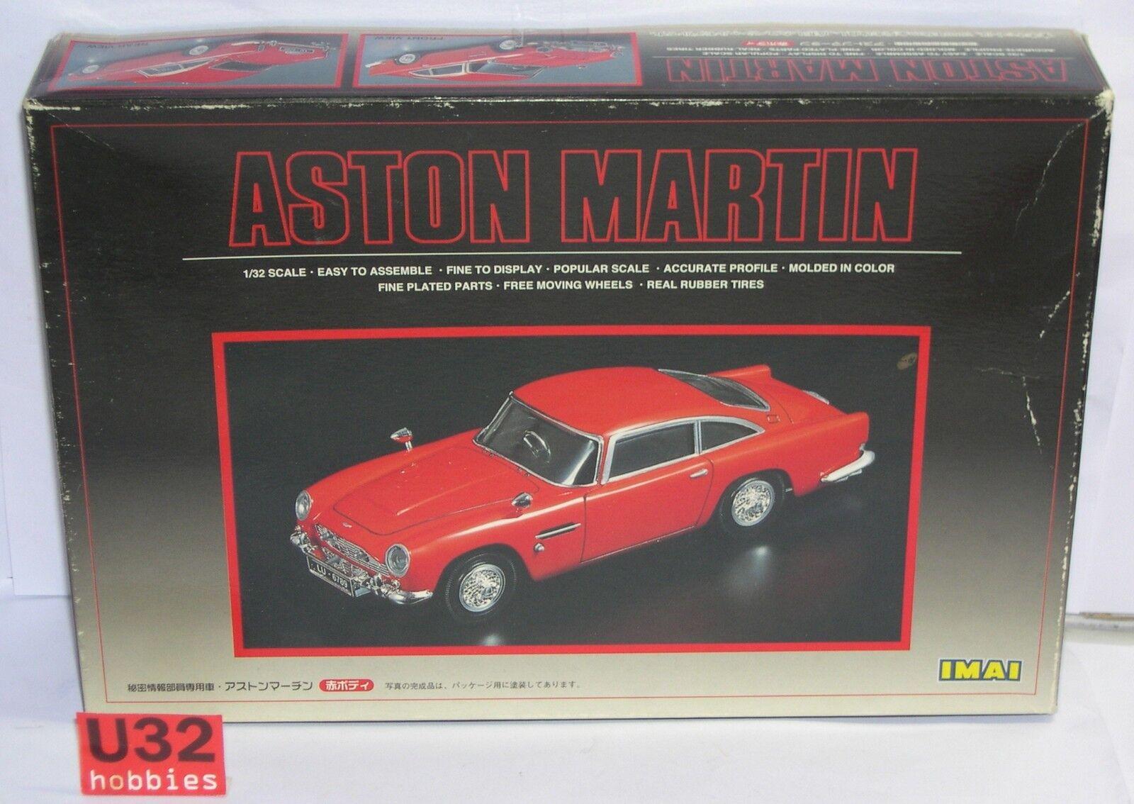 FN IMAI 832010-1500 N GAUGE BUILDING KIT 1 32 ASTON MARTIN DB5