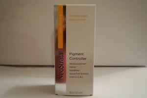 Neostrata Enlighten Pigment Controller - 30ml/1oz Moisturizing Serum Sheet Mask Satin Smooth 0.84 oz Mask For Unisex