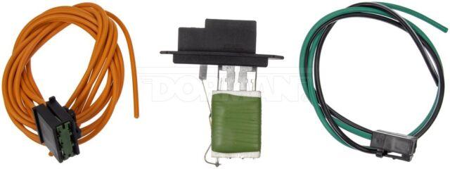 HVAC Blower Motor Resistor Kit Front Dorman 973-422