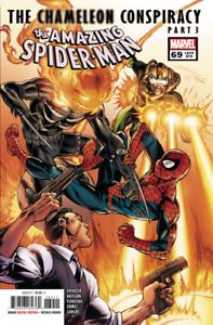 Marvel Comics Amazing Spider-Man 69 (LGY 870)  - 1st Print (2021) CVR A New