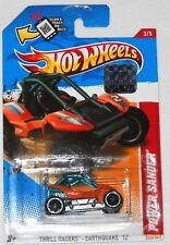 2012 HOT WHEELS FACTORY SET THRILL RACERS EARTHQUAKE POWER SANDER