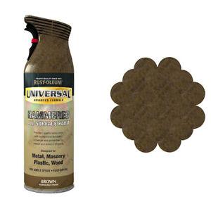 x1-Rust-Oleum-Universale-tutte-le-superfici-Vernice-Spray-400ml-Ognuna-Angolo