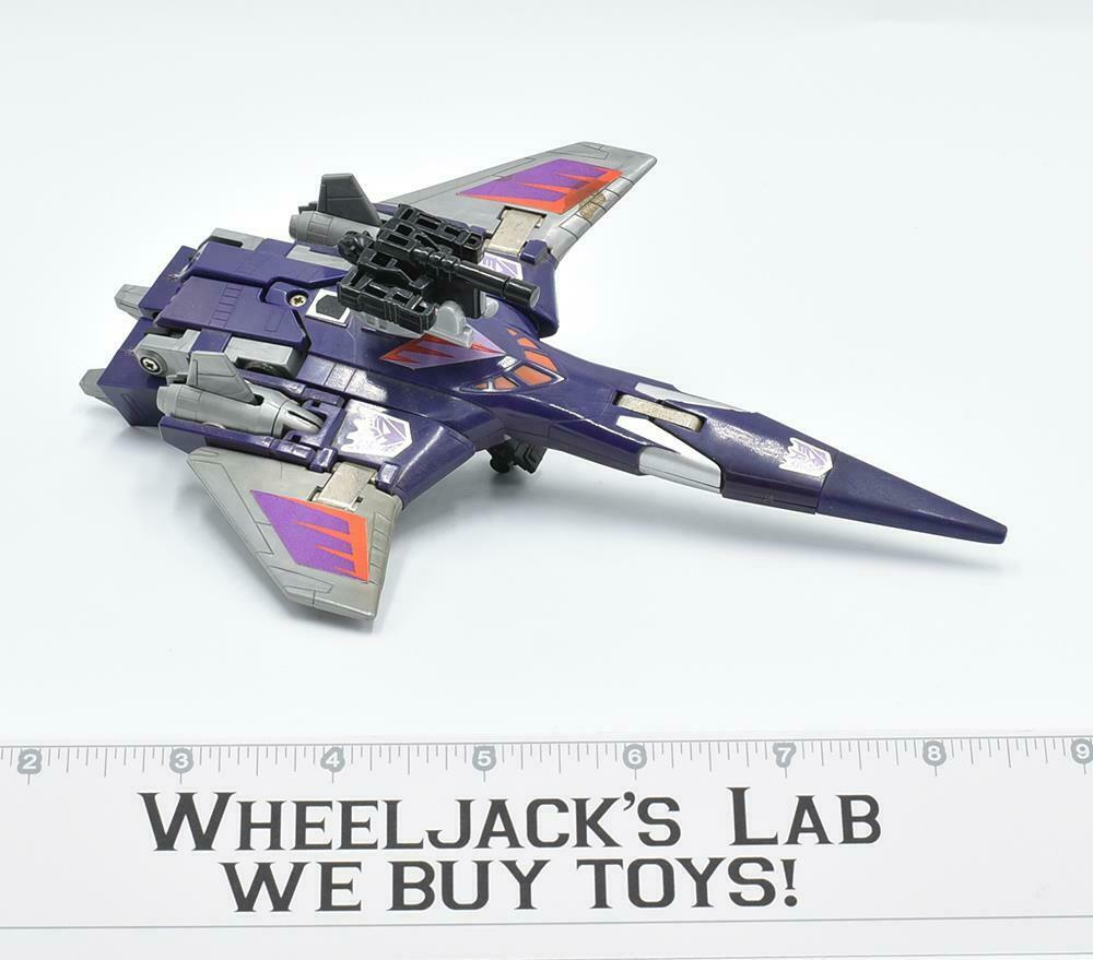 Cyclonus Targetmaster  100% completare  1987 Vintage G1 Transformers azione cifra  distribuzione globale