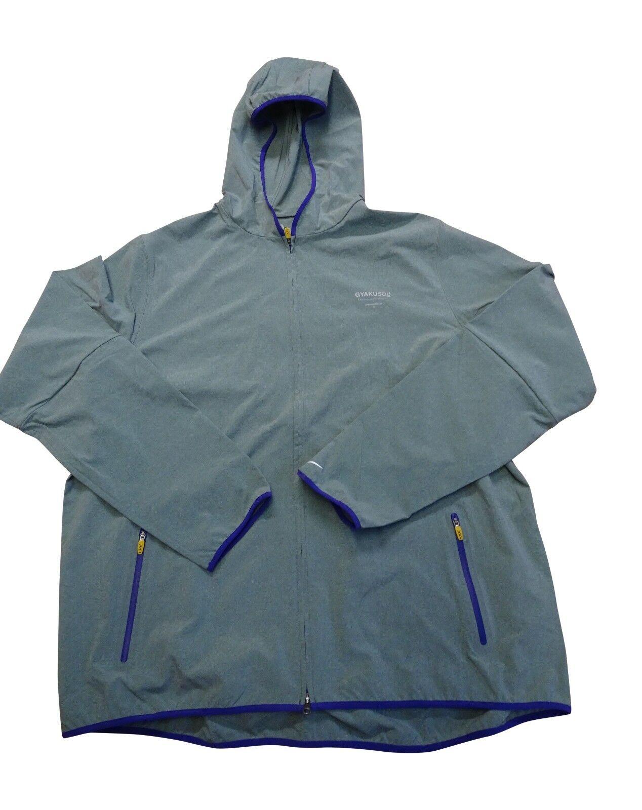 Nike Lab X Undercover Gyakusou Herren Nicht Gefüttert Stretch Jacke mit Kapuze