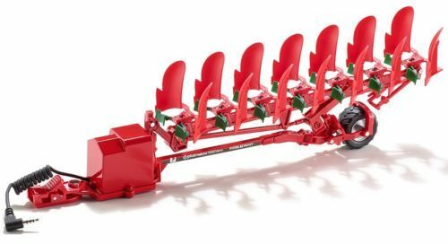 Joie de Noël, étape par étape SIKU 1:32 ARATRO DOPPIO GIREVOLE RADIO COMANDATO ART. 6783   Spécial Acheter